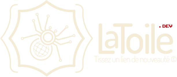Logo de La Toile dev Aubusson Creuse