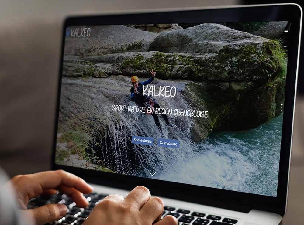 Kalkeo | Canyoning et Spéléologie en région Grenobloise